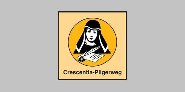 Crescentia-Pilgerweg - Markierungszeichen
