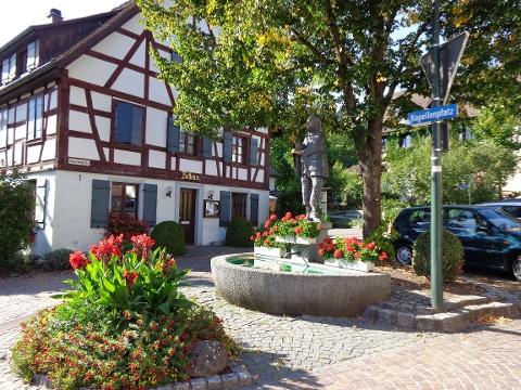 Kapellenplatz Kaltbrunn