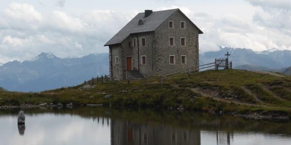 Die Pforzheimer Hütte