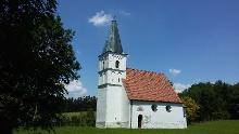 Wartenberg Wanderweg 1 - Zur Sprungschanze nach Hinterauerbach