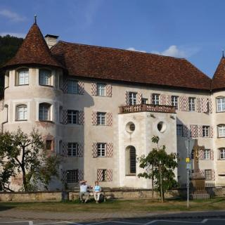 Das Wasserschloss in Glatt