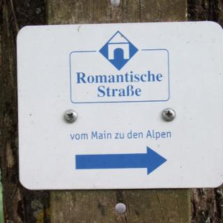 Symbol des Wanderwegs
