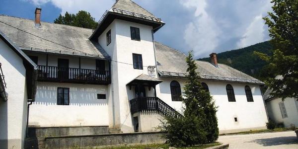 Frankopanski dvor u Čabru
