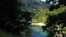 Stille Eiskönigspitze, 1871 m (Heimjoch) - Bike & Hike-Tour in ein einsames Karwendeltal!