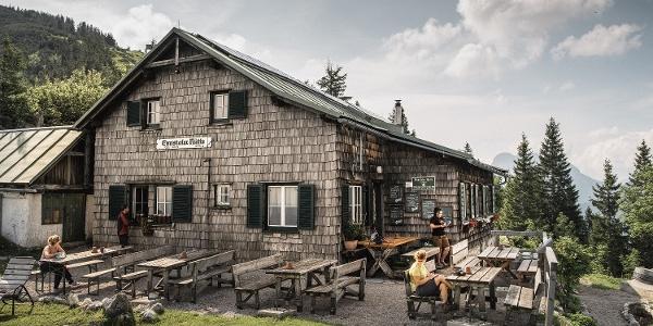 Die schöne Ennstaler Hütte