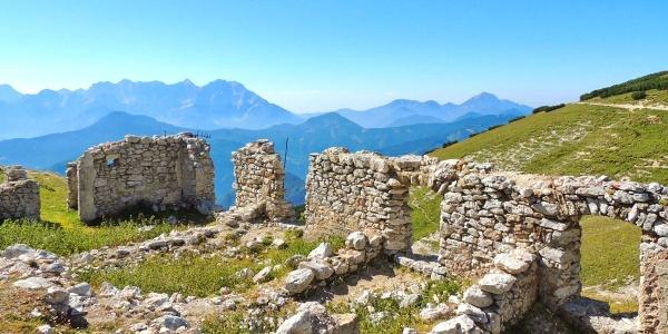 Ruine Rainer-Schutzhaus, Österreichischer Touristenklub