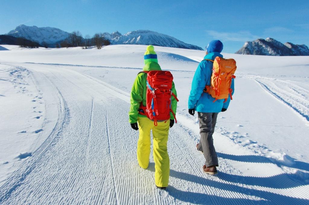 Winterwanderung im Finstertal  - @ Autor: Johannes Babel  - © Quelle: Foto: G. Eisenschink
