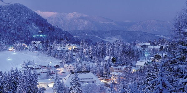 Winter am Semmering