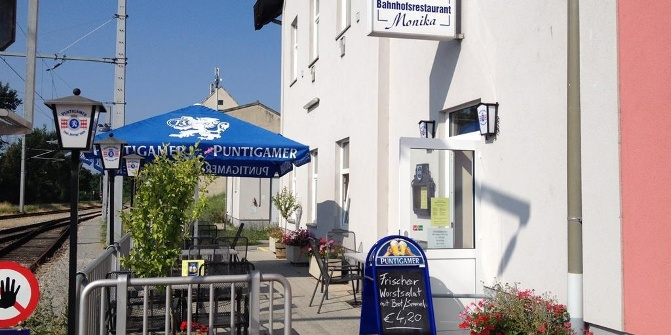 Bahnhofsrestaurant Monika Restaurant Outdooractivecom