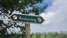 BERLIN: Griebnitzsee bis Stahnsdorf