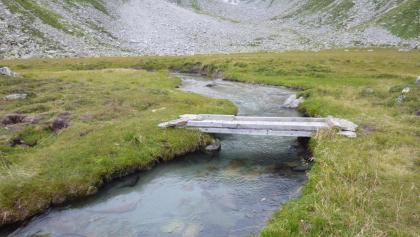 Am Keilbachmoos - Al stagno Keilbachmoos