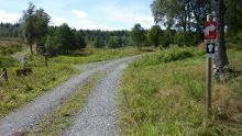 Kuhlenberg-Trail, Start und Ziel in Winterberg