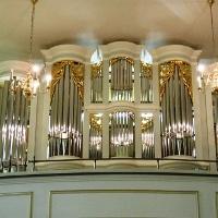 Fischer & Krämer Orgel, Martin-Luther-Kirche Markkleeberg