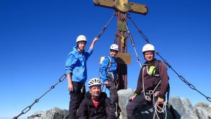 Der höchste Berg Österreichs.