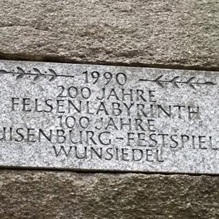 ... an der Luisenburg