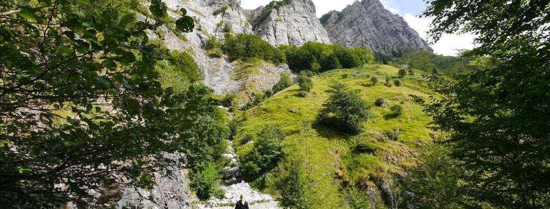 Le torri di Monte Corchia