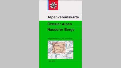 Ötztaler Alpen Nauderer Berge