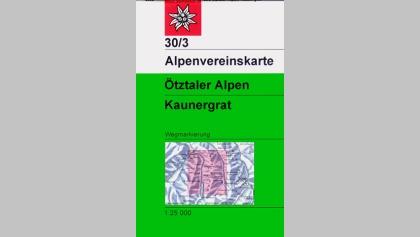 Ötztaler Alpen Kaunergrat