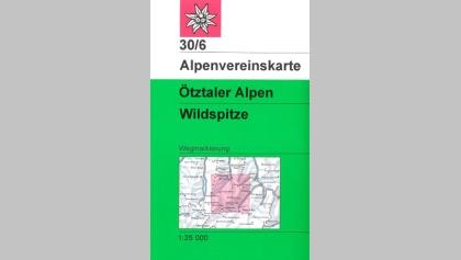 Ötztaler Alpen Wildspitze
