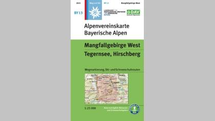 Mangfallgebirge West, Tegernsee