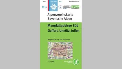 Mangfallgebirge Süd - Guffert, Unnütz, Juifen