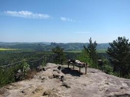 Foto Aussichtsplattform