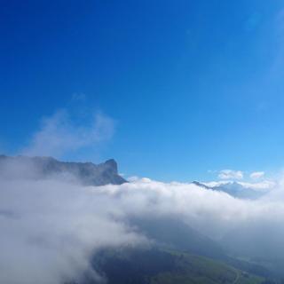 Bergstation,Blick Richtung Eiger