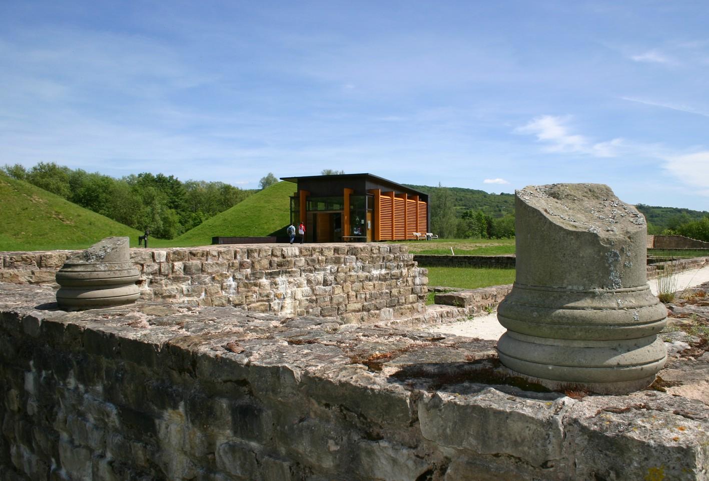 Fürstinnengrab im Europäischen Kulturpark