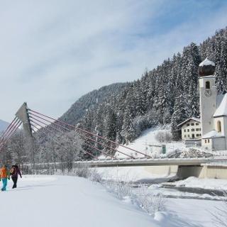 Lechwegrunde nach Elbigenalp