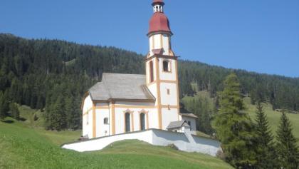 Kirche Obernberg von Südwesten