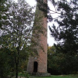 Turm auf dem Grand Wintersberg