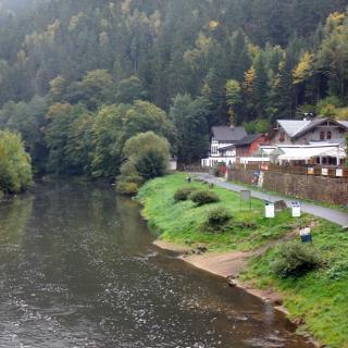 Gaststätte am Svatošské Skály