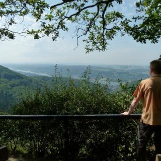 Blick vom Geisberg