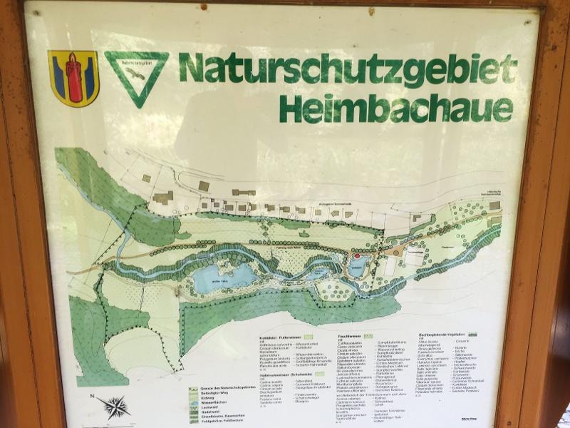 Mit allen Sinnen durchs Heimbachtal