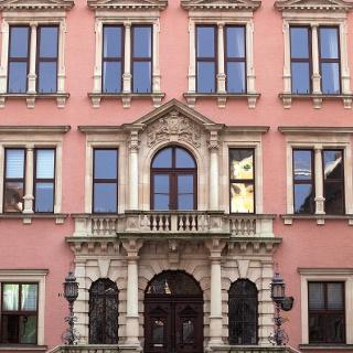 Das historische Rathaus in Kaufbeuren