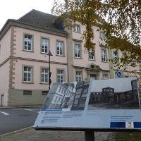 Erzbischöfliches Palais (Dalheimer Hof), Außenansicht