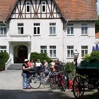 Gut Redingerhof, Außenansicht