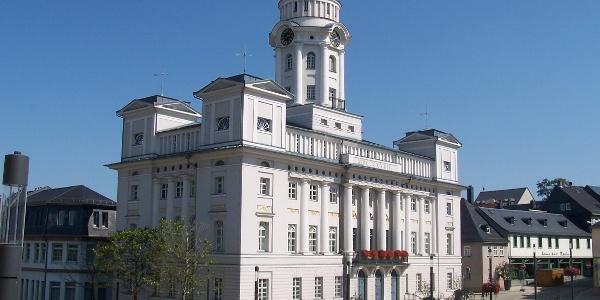 Rathaus Zeulenroda
