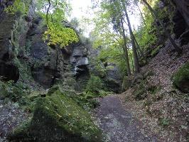 Foto Im märchenhaften Uttewalder Grund