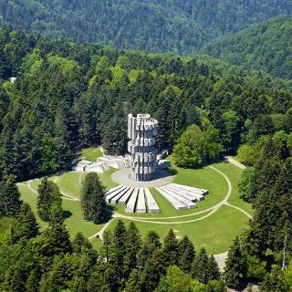 Monument at Mrakovica