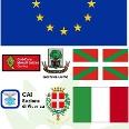 Die Partnerstädt CAI-Vicenza-GOIZAL-Gernika-DAV-Pforzheim