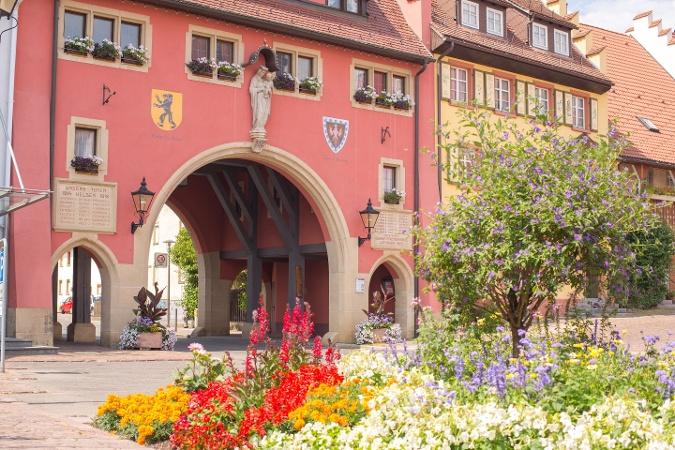 Von Löffingen zum Geraniendorf Unadingen