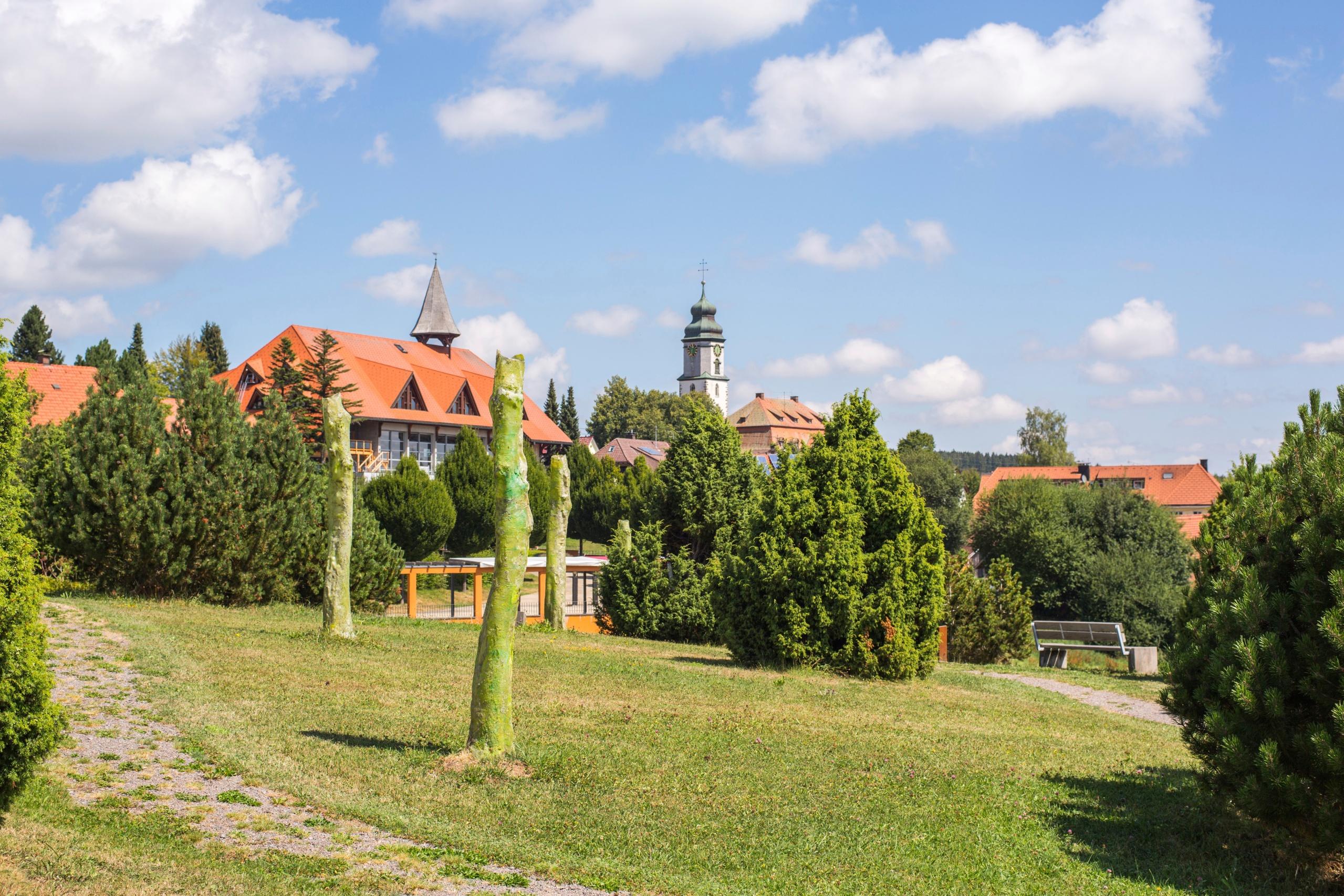 Skulpturenpark Grafenhausen
