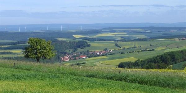 Blick auf Ransweiler