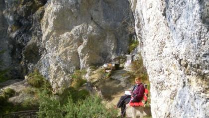 Steinrinn Grotte