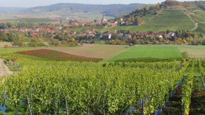 Castell und Schlossberg von Kugelspiel