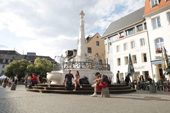 Stadtrundgang Saarbrücken