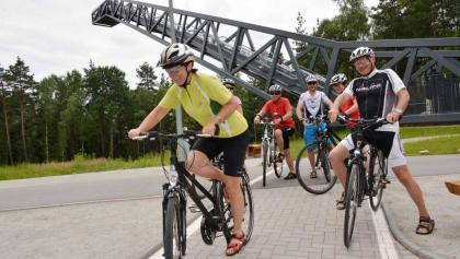 Rad-Tour Steinitz