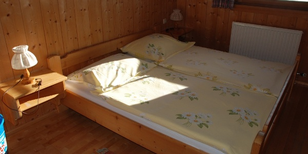 Loserhütte Zweibettzimmer