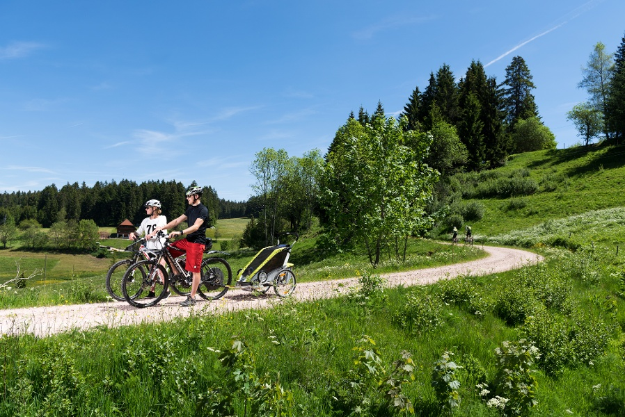 Schonach - Tour Laubwaldkapelle Schöne Aussicht